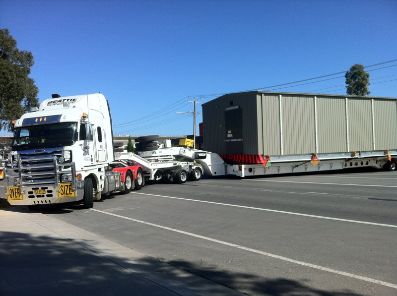 Heavy Haulage for project logistics